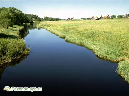 Коттеджный поселок  Рамецкое, Тосненский район.