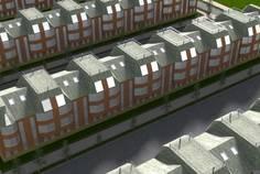 Рядом с Сад времени расположен Малоэтажный жилой комплекс Марина