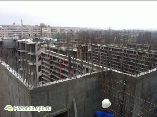 Малоэтажный жилой комплекс Петергоф Парк, Петродворцовый СПб.