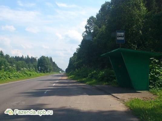 Коттеджный поселок  Усадьба Соколовка, Волосовский район.
