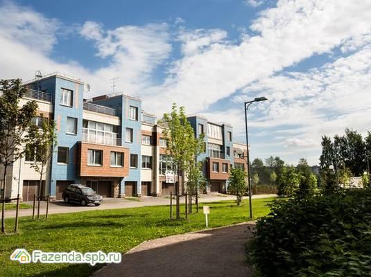 Малоэтажный жилой комплекс Новая Скандинавия, Выборгский район СПб.