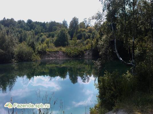 Коттеджный поселок  У речки, Ломоносовский район.