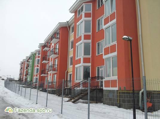 Малоэтажный жилой комплекс Bagatelle, Всеволожский район.