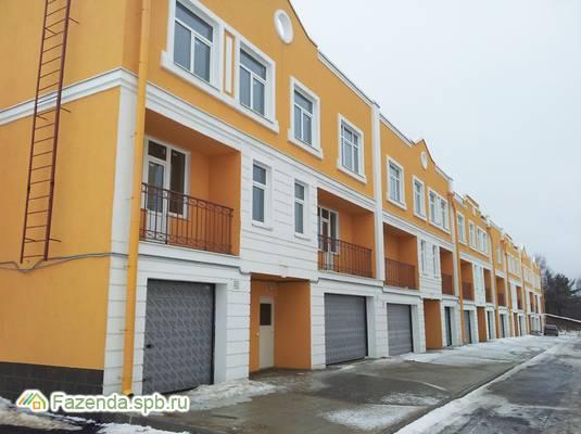 Малоэтажный жилой комплекс Bagatelle, Всеволожский район. Актуальное фото.