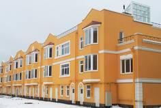 Рядом с Радужный расположен Малоэтажный жилой комплекс Bagatelle