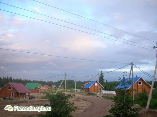 Коттеджный поселок  Радуга, Выборгский район.