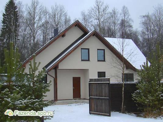 Коттеджный поселок  Patrik Land, Всеволожский район.