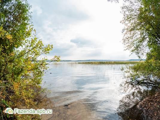 Коттеджный поселок  Karelia Holiday Park, Выборгский район. Актуальное фото.