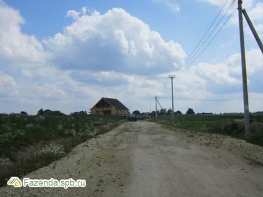 Коттеджный поселок  Белые Росы, Тосненский район.