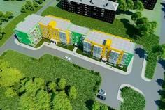 Рядом с Кивеннапа-Юг расположен Малоэтажный жилой комплекс Пуд счастья