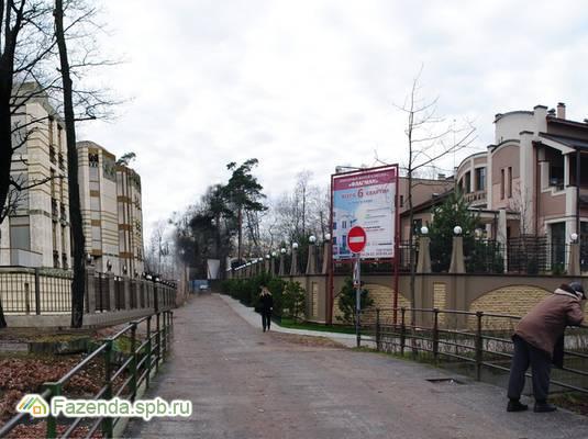 Малоэтажный жилой комплекс Шаляпин, Выборгский район СПб.