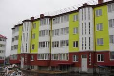 Рядом с Nevo расположен Малоэтажный жилой комплекс Ладожский бриз