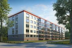 Рядом с LadogaLand расположен Малоэтажный жилой комплекс Ладожский берег