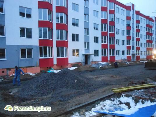 Малоэтажный жилой комплекс Ладожский берег, Всеволожский район.