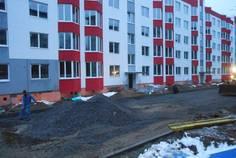 Рядом с Ближняя пристань расположен Малоэтажный жилой комплекс Ладожский берег