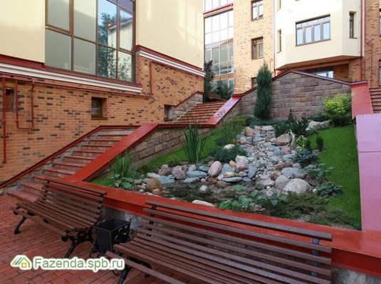 Малоэтажный жилой комплекс Ивановская горка, Выборгский район СПб.