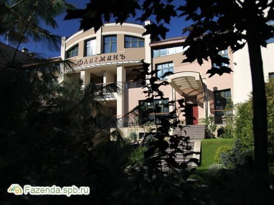 Малоэтажный жилой комплекс Флагман, Выборгский район СПб.