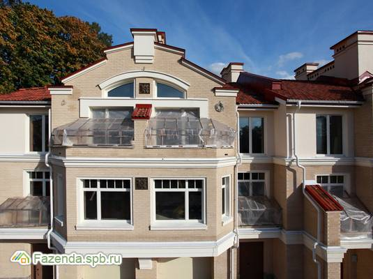Малоэтажный жилой комплекс Первомайская, 7, Выборгский район СПб.