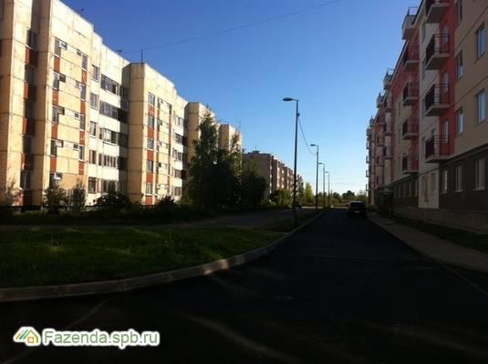 Малоэтажный жилой комплекс Красные Зори, Петродворцовый СПб.
