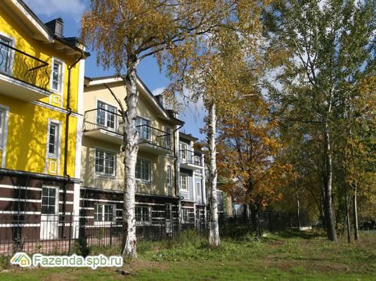 Малоэтажный жилой комплекс Щербаковский, Приморский СПб.