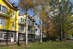Рядом с Нижне-Каменская расположен Малоэтажный жилой комплекс Щербаковский