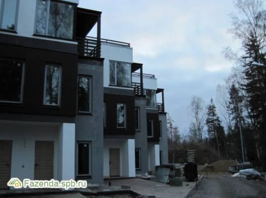 Малоэтажный жилой комплекс В Лисьем Носу, Приморский СПб.