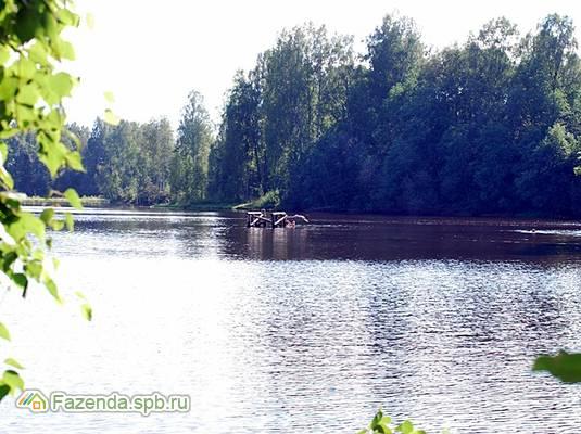 Коттеджный поселок  Черничный, Всеволожский район.