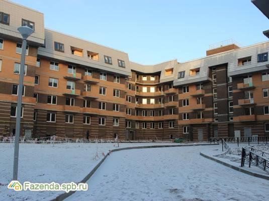Малоэтажный жилой комплекс Северный простор, Всеволожский район.