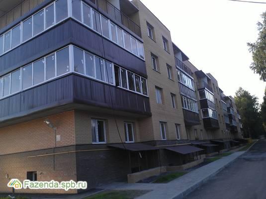 Малоэтажный жилой комплекс Токсово-Короткий, Всеволожский район.