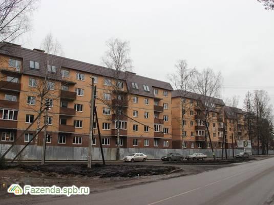 Жилой комплекс Всеволожск-Христиновский, Всеволожский район. Актуальное фото.