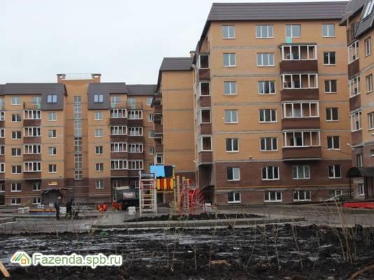Жилой комплекс Всеволожск-Христиновский, Всеволожский район.