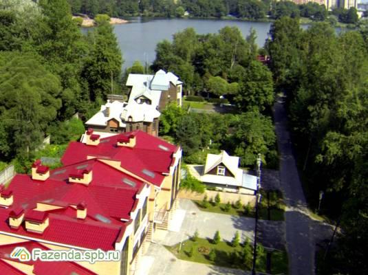 Малоэтажный жилой комплекс Суздальский этюд, Выборгский район СПб.