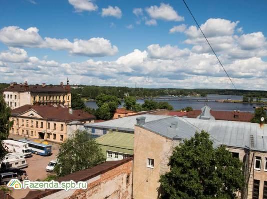 Малоэтажный жилой комплекс LINNA, Выборгский район. Актуальное фото.