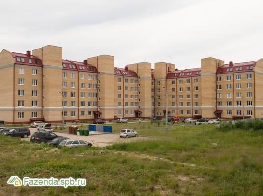 Малоэтажный жилой комплекс Дом на Восточной улице, Киришский район.