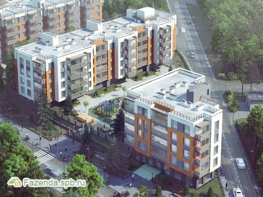 Малоэтажный жилой комплекс Pietari, Всеволожский район.