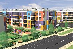 Рядом с Алгоритм расположен Малоэтажный жилой комплекс Азбука