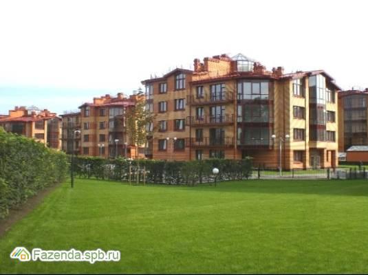 Малоэтажный жилой комплекс Царскосельская усадьба, Пушкинский район.
