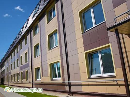 Малоэтажный жилой комплекс VillaCity, Всеволожский район. Актуальное фото.
