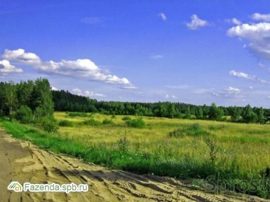 Коттеджный поселок  Усадьба Луговая, Всеволожский район.
