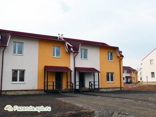 Малоэтажный жилой комплекс Кивеннапа-Юг, Гатчинский район.