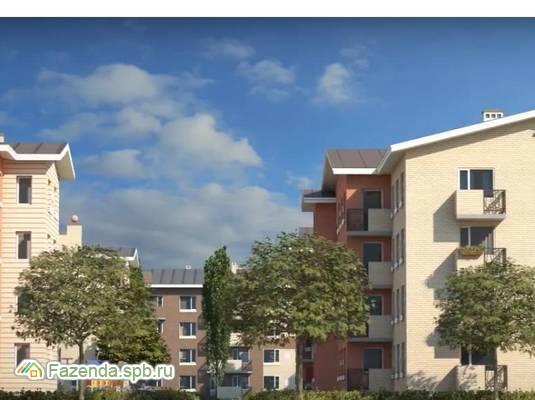 Малоэтажный жилой комплекс Итальянский квартал, Всеволожский район.