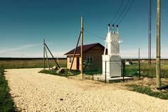 Рядом с Брусничное расположен Коттеджный поселок  Простоквашино