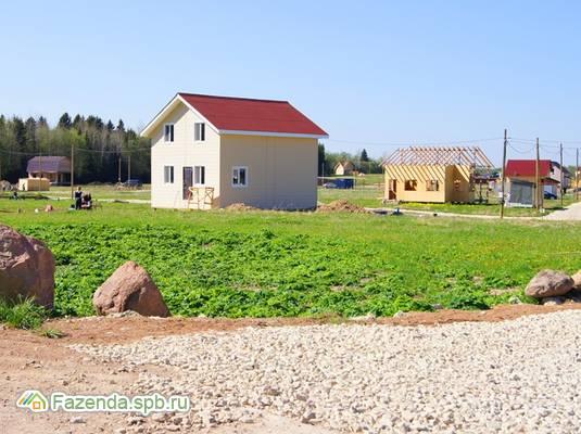 Коттеджный поселок  Прилесье, Ломоносовский район. Актуальное фото.
