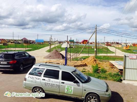 Коттеджный поселок  Прилесье, Ломоносовский район.