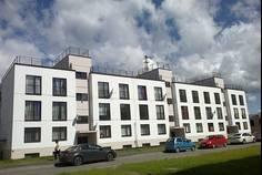 Рядом с Golden Park Шувалово расположен Малоэтажный жилой комплекс Дом в пос. Вартемяги