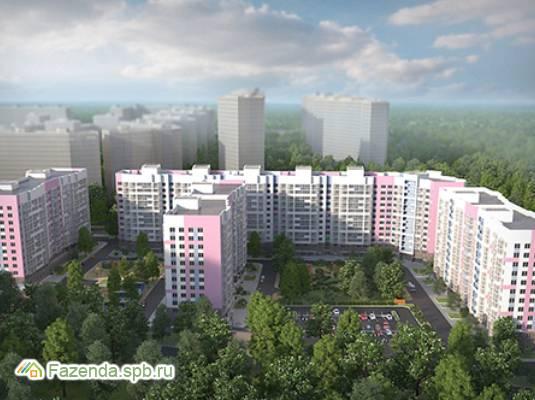 Жилой комплекс Три Кита, Всеволожский район.