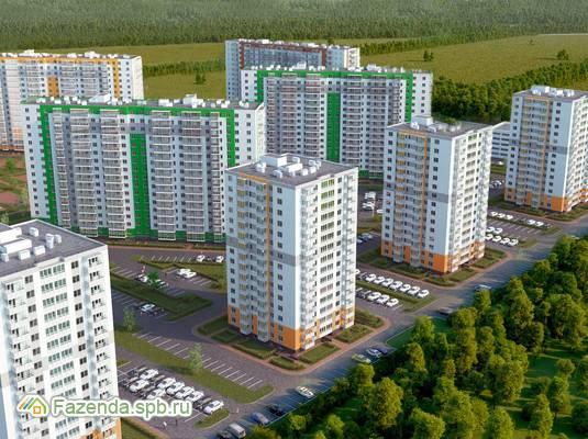 Жилой комплекс Ветер перемен, Ломоносовский район.