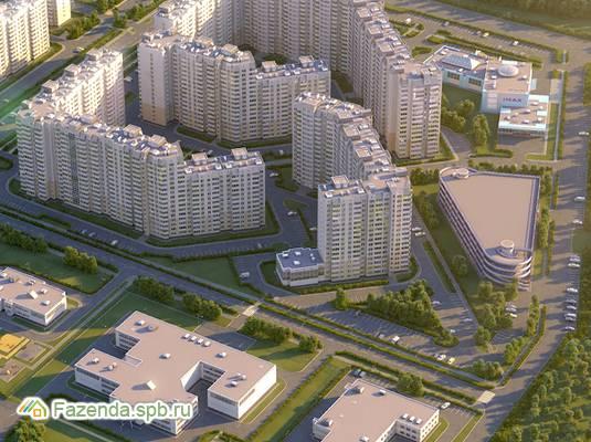 Жилой комплекс Новое Горелово, Ломоносовский район.