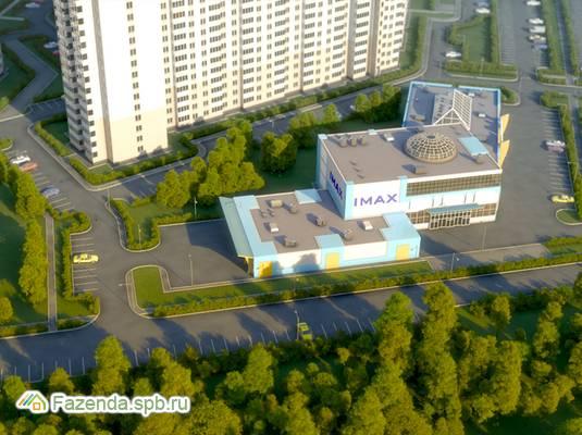 Жилой комплекс Новое Горелово, Ломоносовский район. Актуальное фото.