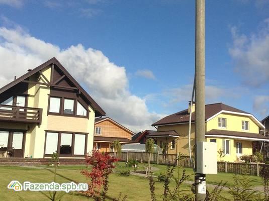 Коттеджный поселок  Вартемяги комфорт, Всеволожский район.
